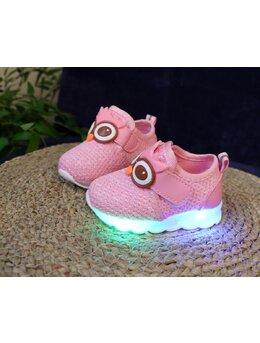 Adidasi cu LED Denisa