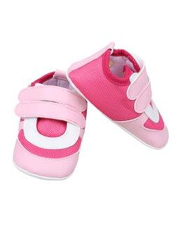 Adidași fetițe roz-ciclam