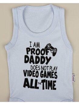 Body i am proof DADDY bleu
