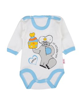 Body ml elefant CHEF bleu