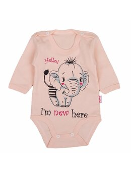 Body ml elefant coral