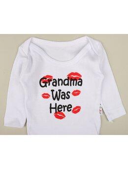 Body ml Grandma was here model alb