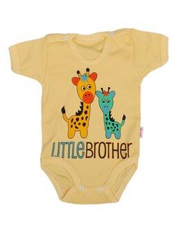 Body ms doua girafe galben aprins