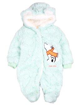 Combinezon baby polar bear verde