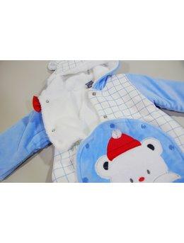 Combinezon bleu ursulet