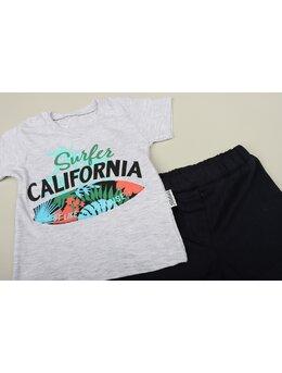 Compleu California gri