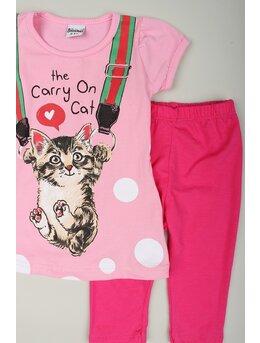 Compleu girl cat model roz