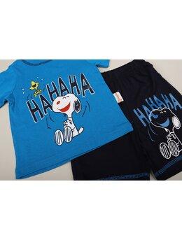 Compleu HAHHAHA albastru
