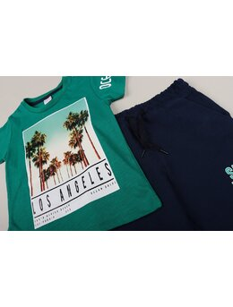 Compleu Los Angeles verde