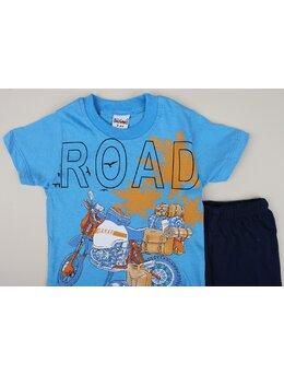 Compleu ROAD DAKAR bleu