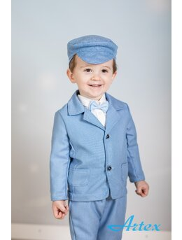 Costum botez bleu Polonia