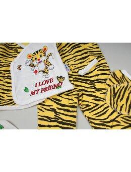Costumas 5 piese tigre model 2