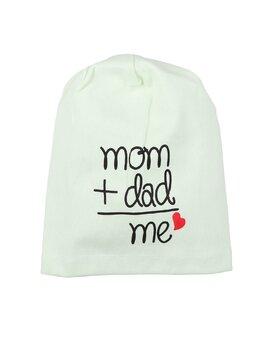 Fes unii Mom+dad=me model verde pal