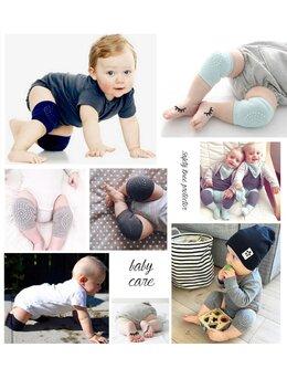 Genunchere bebelusi antiderapante