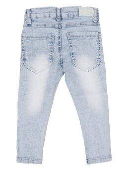Pantaloni de blug cu petice