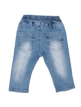 Pantaloni de blug Sara galben