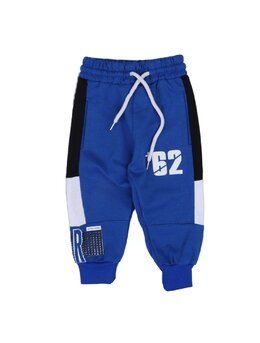 Pantaloni de trening 62 model albastru