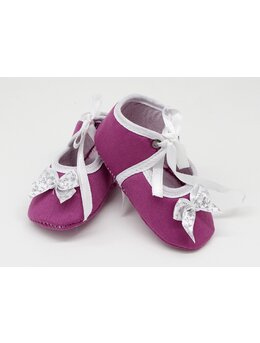 Papucei bebelusi stil sandalute model 36