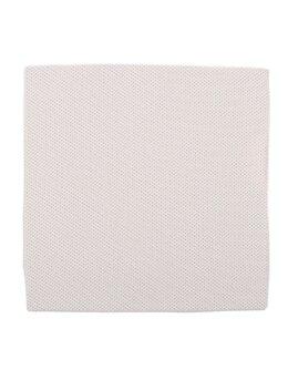 Patura cu buline model alb-roz