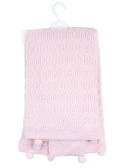 Patura groasa gama de lux model roz