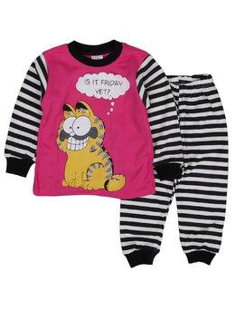 Pijama Gardfield ciclam