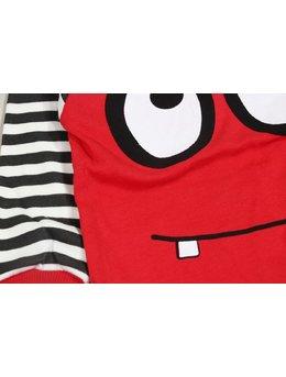 Pijama ochisori rosie