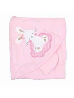 Prosop baie iepurila roz model 1