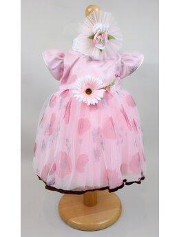 Rochita botez Teodora roz 2