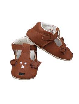 Sandale căprioară model maro