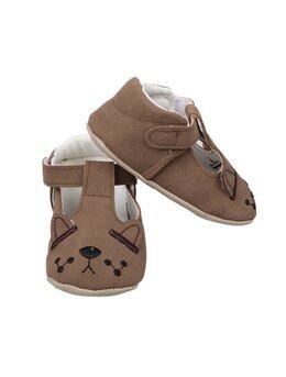 Sandale pisicuța model maro