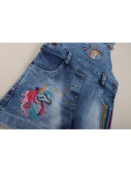Salopeta de blug Unicorn