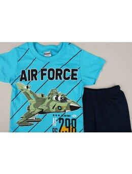Set 2 piese AIR FORCE turcoaz