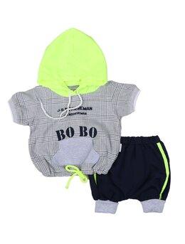 Set BOBO fashion galben aprins