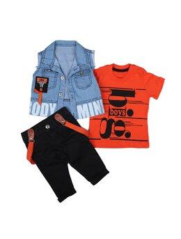 Set Body Mind portocaliu