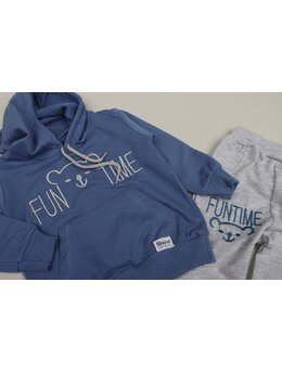 Set FUN-TIME boy albastru