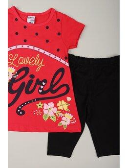 Set girl love mix rosu