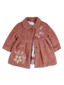 Set Marta rochita+palton