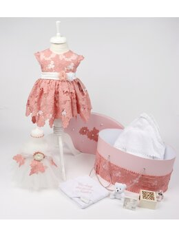 Set Martha model roz prafuit