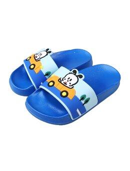 Slapi catelus model albastru 1