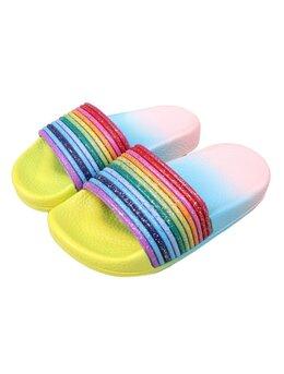 Slapi copii colorati si cu sclipici model 1