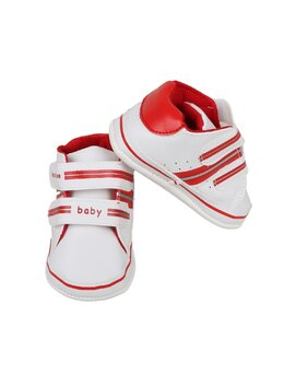 Teniși baby sport model rosu