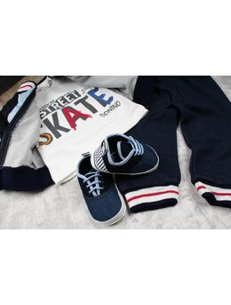Trening sport boys USA bleu + INCALTAMINTE
