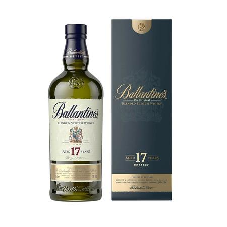 Ballantine's 17 Ani (cutie) 0.7L