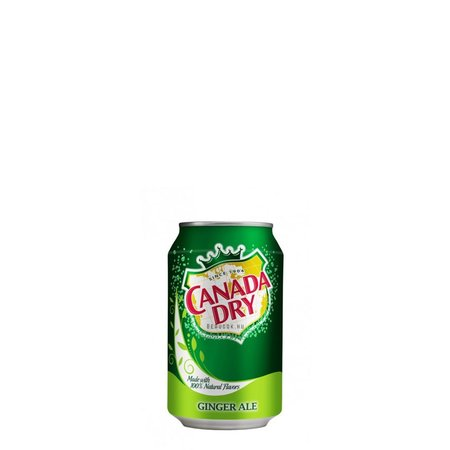 Canada Dry Ginger Ale 0.33 l