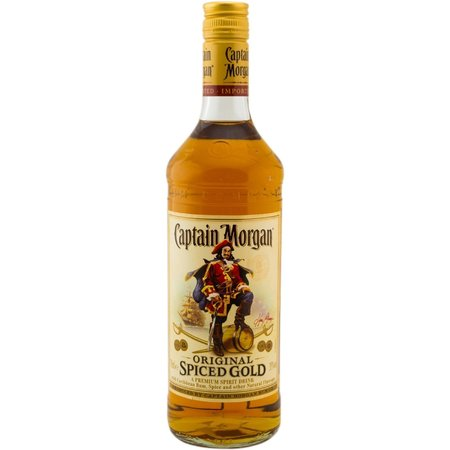 Captain Morgan Original Spiced Gold 0.7L
