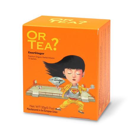 Ceai Ecologic ENERGINGER plic 10X2G