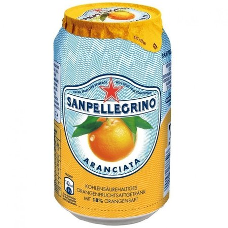 San Pellegrino Aranciata 0.33L