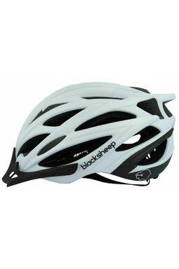 Cască Bicicletă Blacksheep Tour Pro White/Black