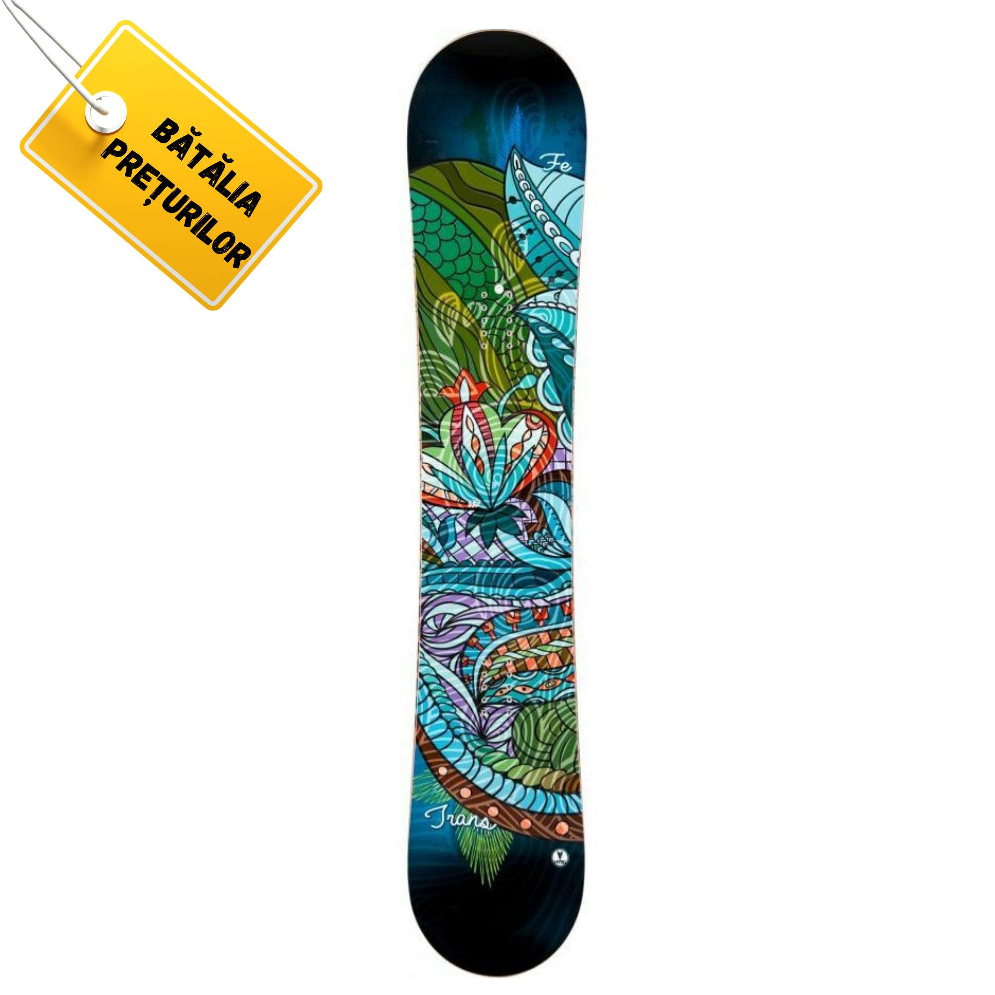 Plăci Snowboard NOI BP