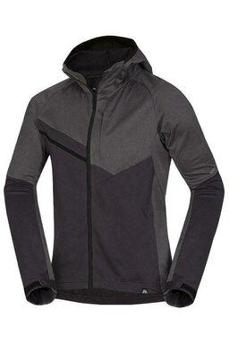 Geacă Northfinder Borhis Black/Grey (5 k)